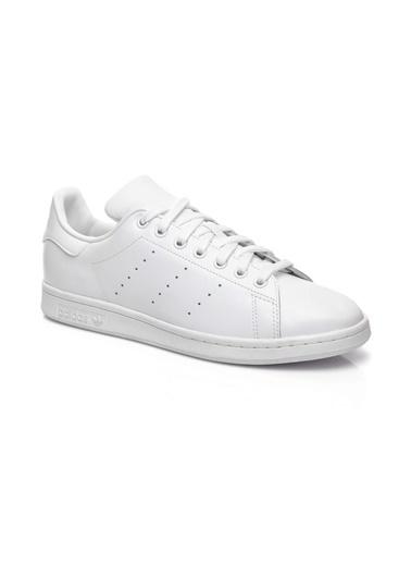 adidas Unisex Stan Smith Spor Ayakkabı S75104.Beyaz Beyaz